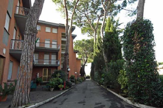 Casa Nostra Signora: Reception area of Casa Nostra
