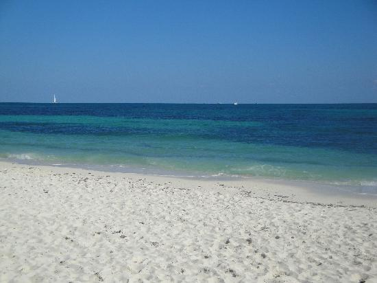 Freeport, Isla Gran Bahama: Beaches are beatiful!