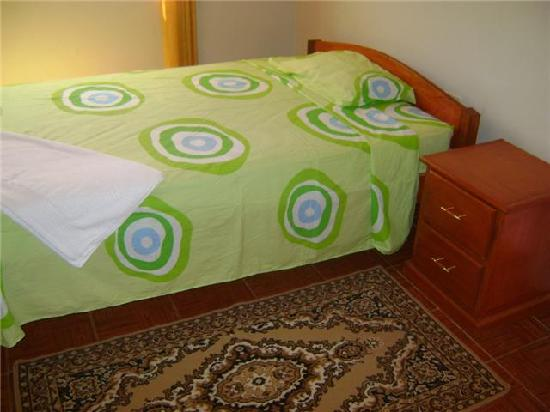 Hospedaje Punchana : Habitación individual.