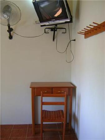 Hospedaje Punchana : Habitación equipada.