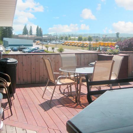 سيلفر ليك موتل: Silver Lake Lounge