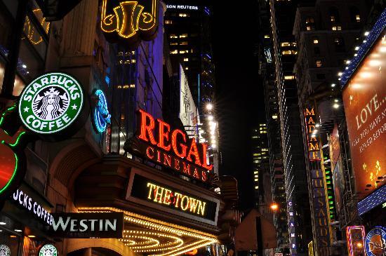 New York City, NY: 42nd St