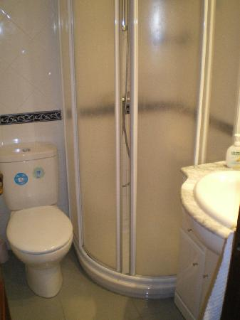 Hostal Ana Belen: bagno