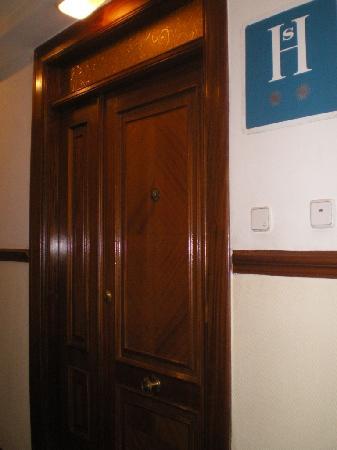 Hostal Ana Belen: ingresso