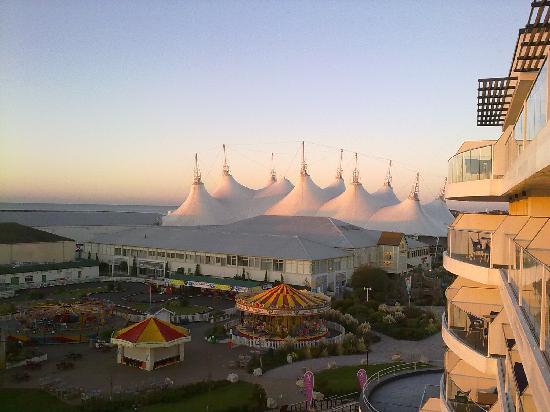 Ocean Hotel Bognor Rooms With Balcony