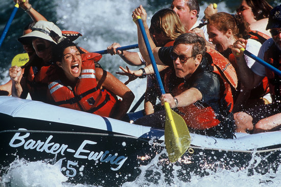 Barker-Ewing Whitewater: Jackson Hole whitewater rafting