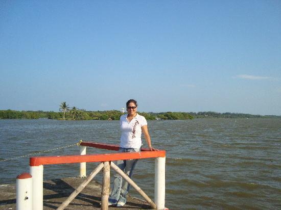 Veracruz, Mexiko: laguna tamiahua