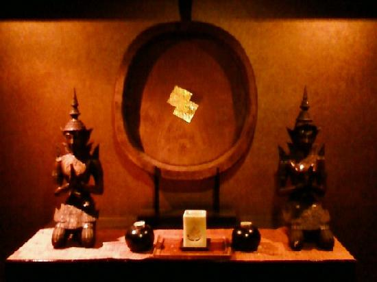ANANDA SPA-Waiting Room