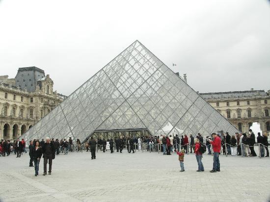 Paris, Fransa: Louvre