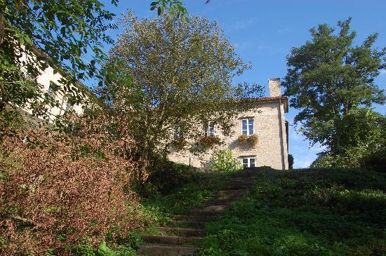 Hotel Spa Relais & Chateaux A Quinta da Auga: vista exterior jardines
