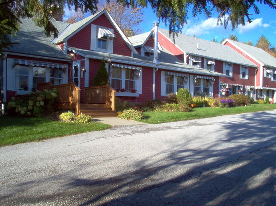The Vermont Inn Restaurant: Home Base - the Vermont Inn