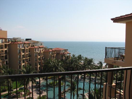 Villa del Palmar Flamingos: Balcony view