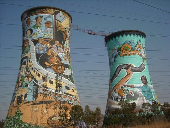 Greater Johannesburg, Sudafrica: Soweto