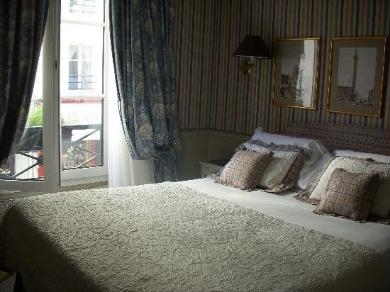 Hotel du Champ de Mars: Room 11
