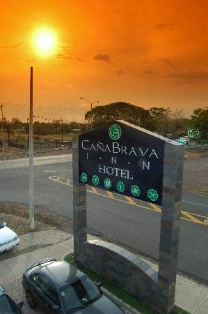 Hotel Cana Brava Inn: El atardecer desde el Bar del Hotel