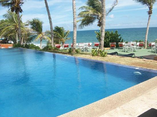Chana Hotel : la piscina sin fondo