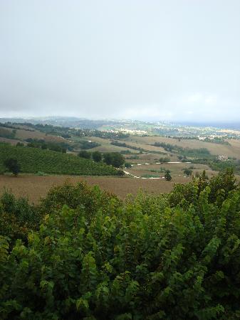 La Ciminiera Country House : viewof Stafolo