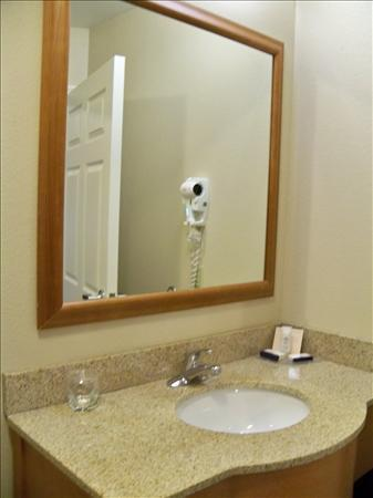 Candlewood Suites Winchester: Sink