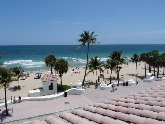Napoli Belmar Resort: schöne Strandpromenade, Spaziermöglichkeit