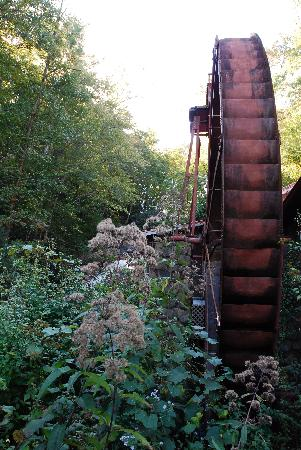Rabun Gap, GA: the mill