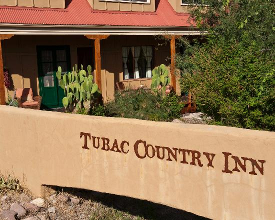 Tubac Country Inn: HERE IS YOUR DESTINATION!