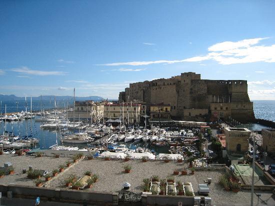 Grand Hotel Vesuvio: a room with a view...