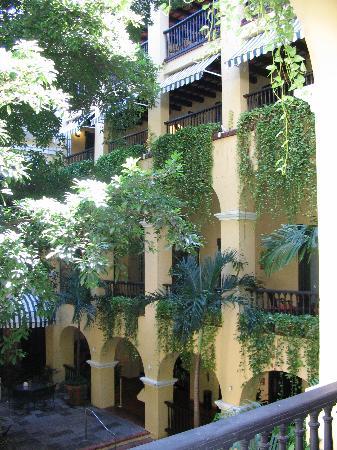 Hotel El Convento: view