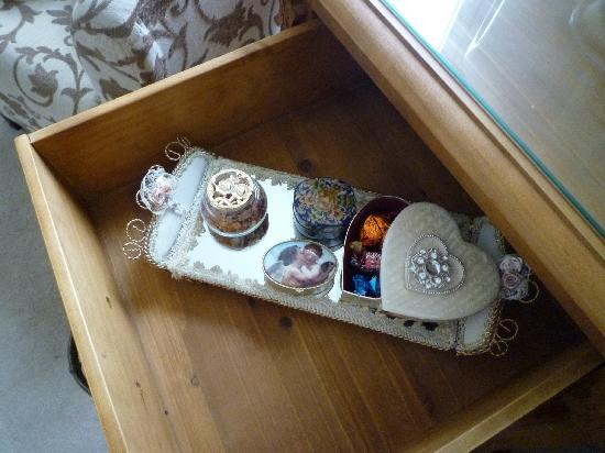 Magdalene House Guest Accommodation: Amazing! even in the drawer.....