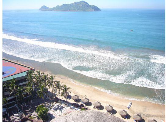 El Cid El Moro Beach Hotel: Balcony view
