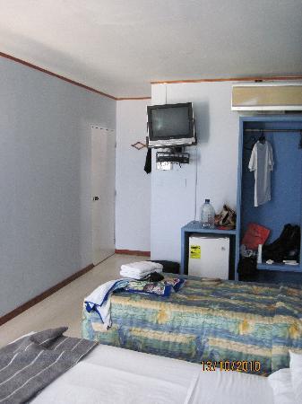Portobelo Beach: Habitacion