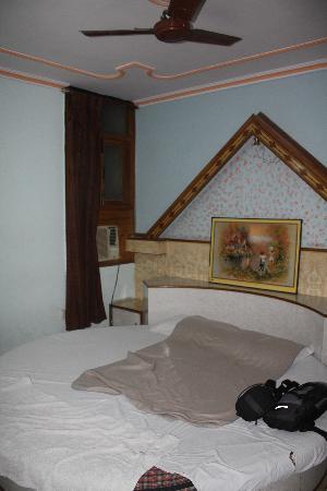 Hotel City Palace: habitación
