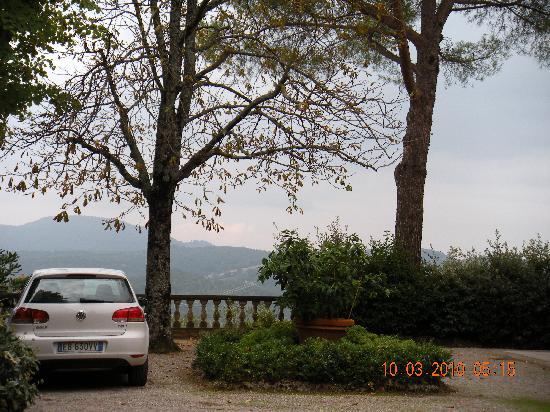 San Giustino Relais: view