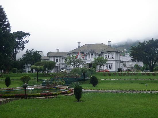 Ceybank Rest: Landscaped Garden
