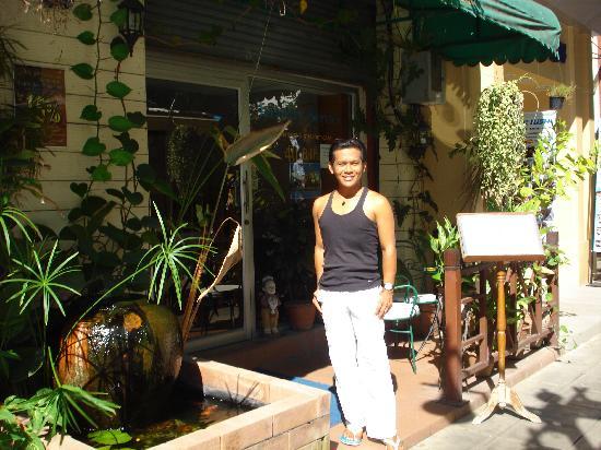 Hostel Na Nara: Hotel Entrance