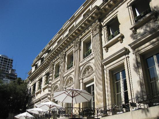 Palacio Duhau - Park Hyatt Buenos Aires: Palace exterior