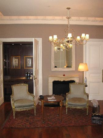 Palacio Duhau - Park Hyatt Buenos Aires: Room interior