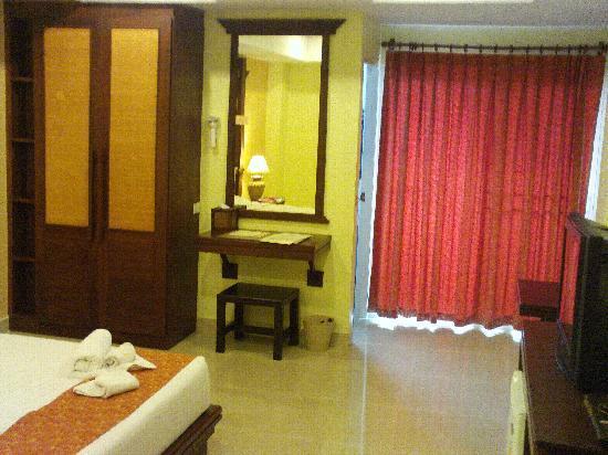 River Side Bangkok: Superior room