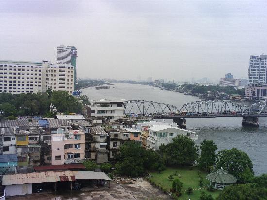 River Side Bangkok: Superior room view