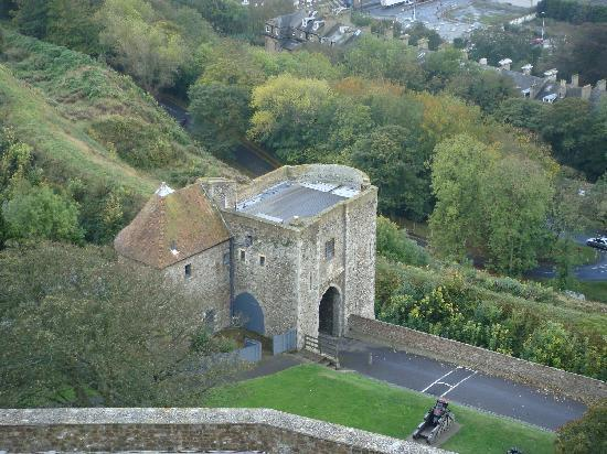 Peverell's Tower: Tower from above