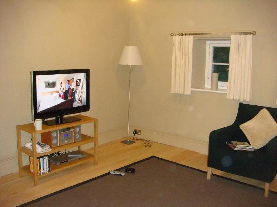 Peverell's Tower: Living Room