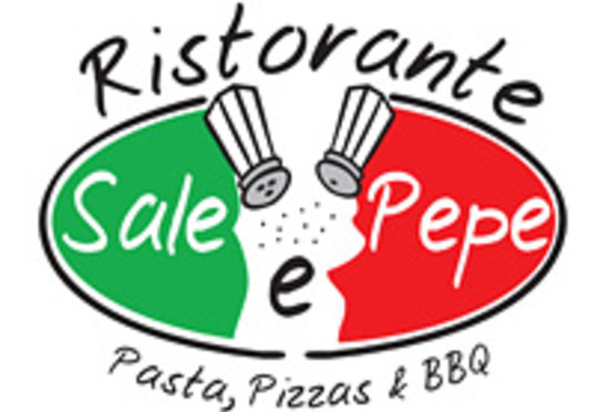 Ristorante Sale e Pepe: our logo