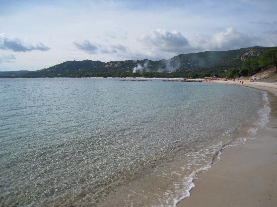 Plage de Palombaggia: un paradis !!