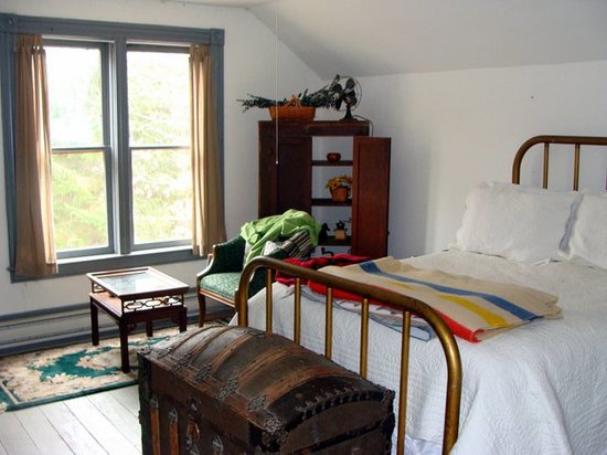 Fuller's North Branch Outing Club: Comfortable rooms