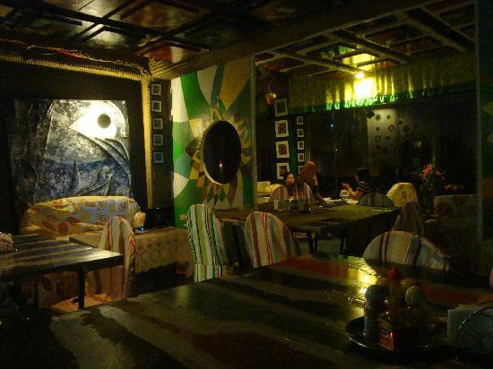 Ponce Suites Gallery Hotel: Kublai Cafe
