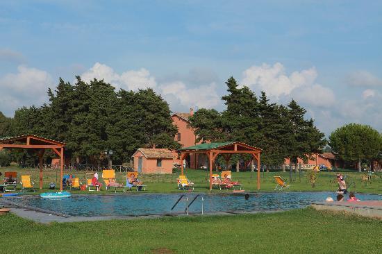 Agriturismo Podere Giulio: La piscina
