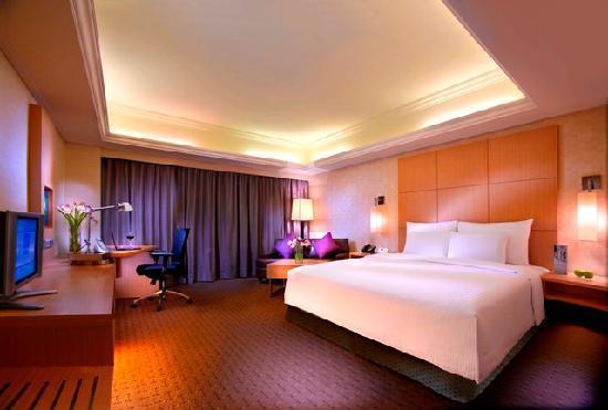 Novotel Singapore Clarke Quay: Deluxe Room