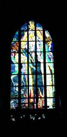 Franciscan Church (Kosciol Franciszkanow) : Una vetrata