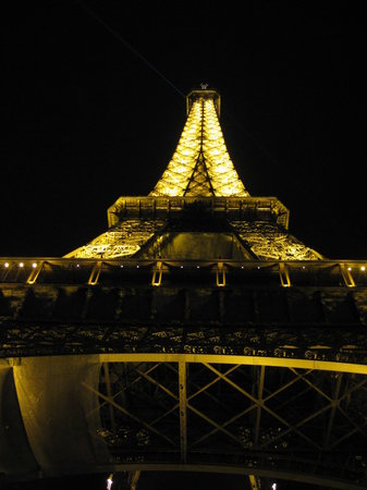 Paris Marriott Rive Gauche Hotel & Conference Center : Eiffel