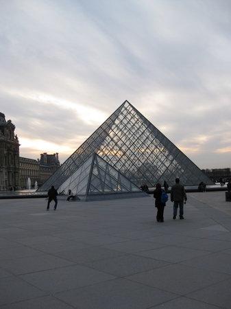 Paris Marriott Rive Gauche Hotel & Conference Center : Louvre