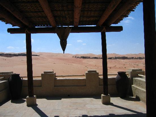 Qasr Al Sarab Desert Resort by Anantara: in der Anlage